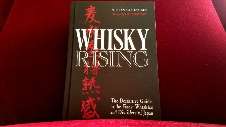'Whisky Rising: The Definitive Guide to the Finest Whiskies and Distilleries of Japan' by Stefan Van Eycken
