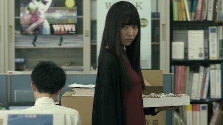 Ren Ishikawa plays Dobashi Kanako in Kantaro: The Sweet Tooth Salaryman