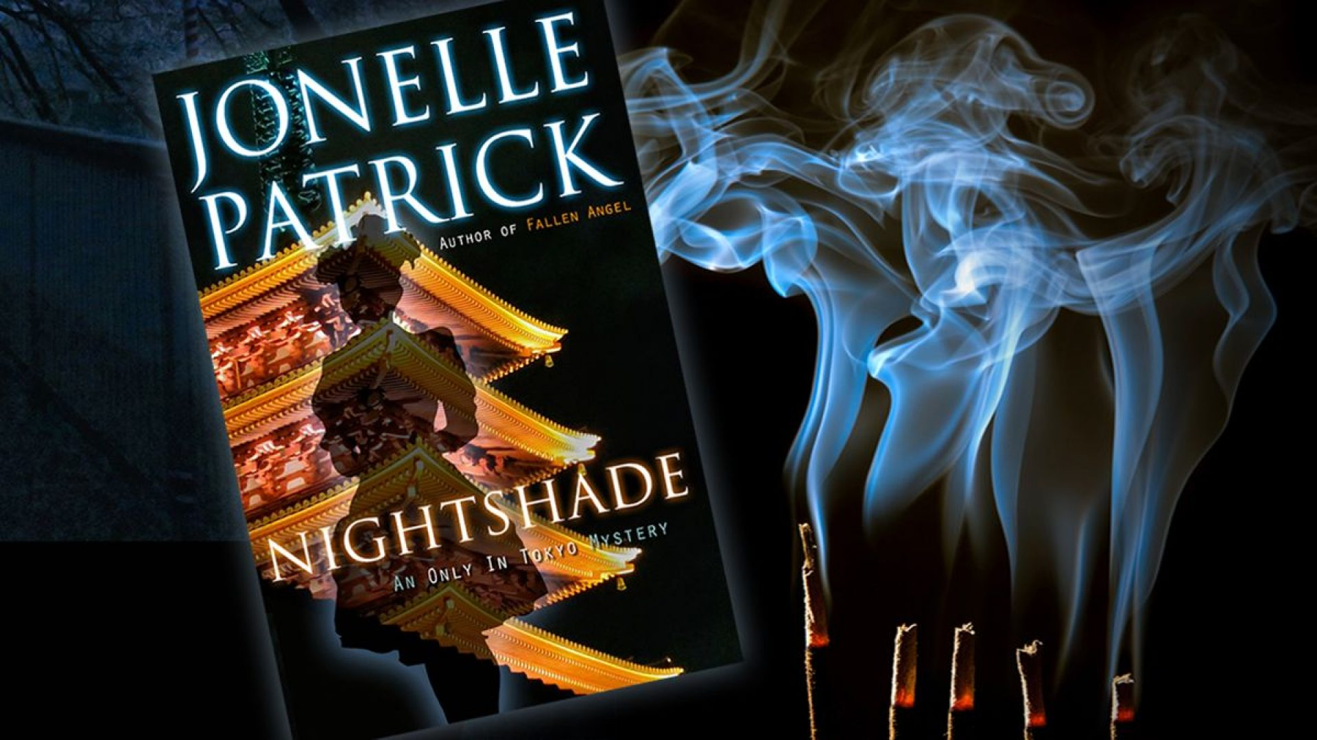 Review: Nightshade by Jonelle Patrick