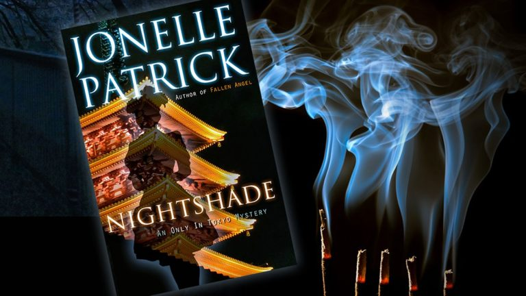 Nightshade by Jonelle Patrick - Review on Tokyo Authority