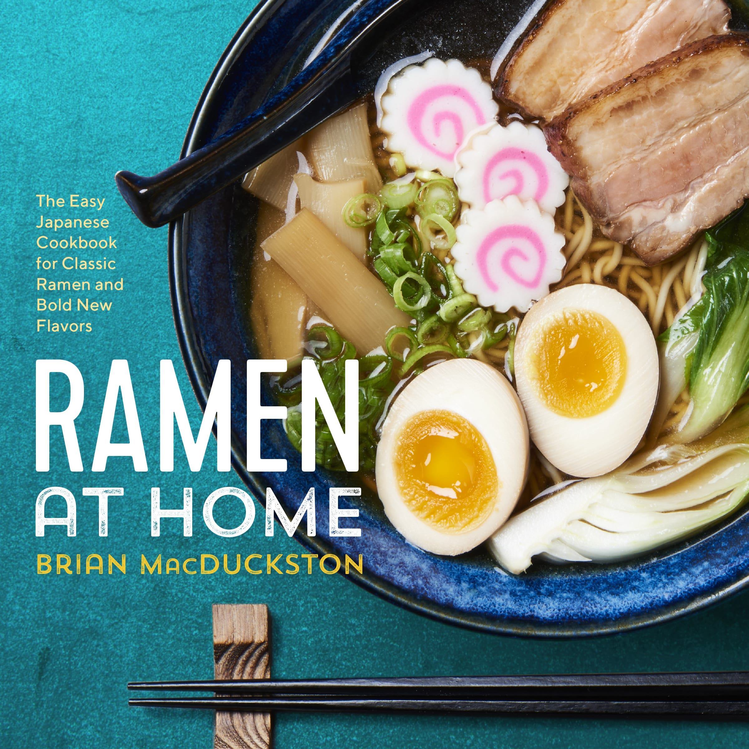 Review: Ramen At Home by Brian MacDuckston