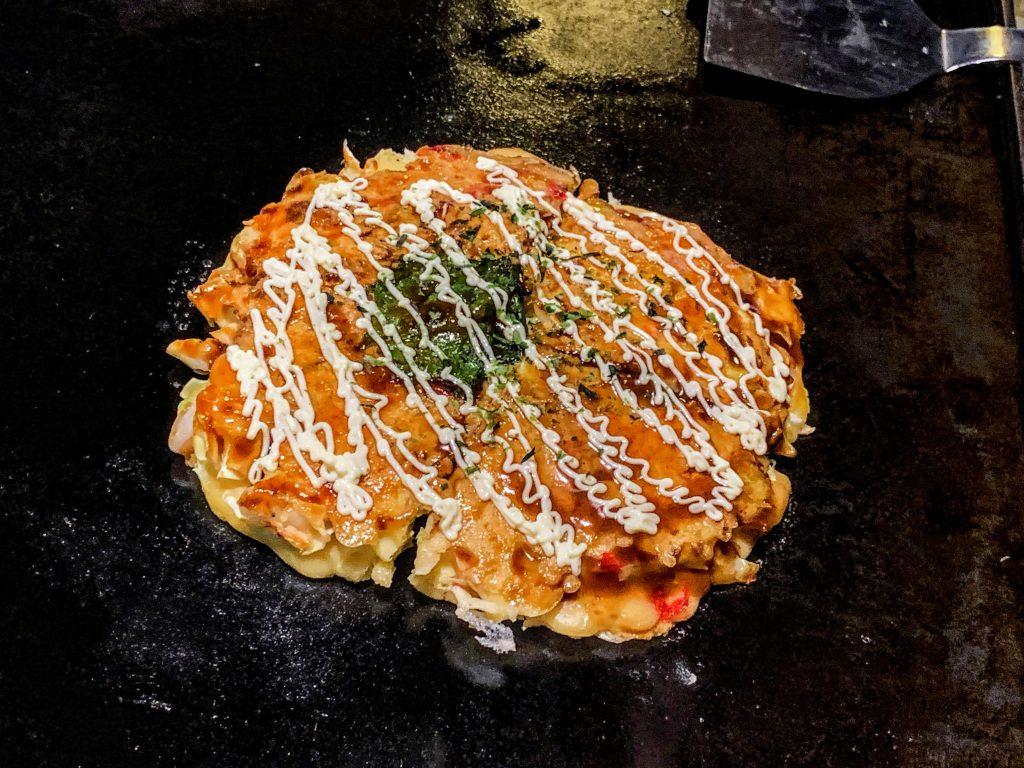 Osaka-style Okonomiyaki: Japan's savoury pancake