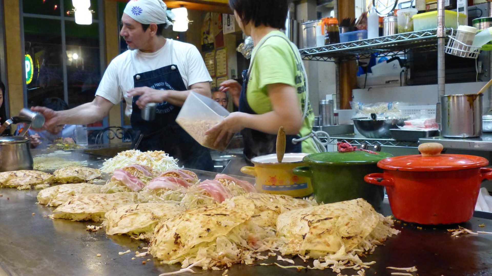 Okonomiyaki: The Authoritative Guide to Japan's Savoury Omelette